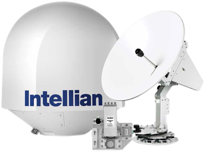 Intellian t110W
