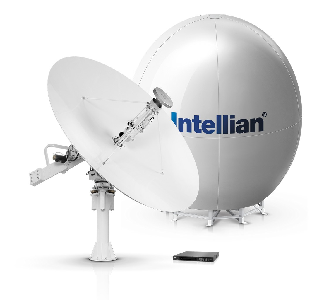 Intellian v240C